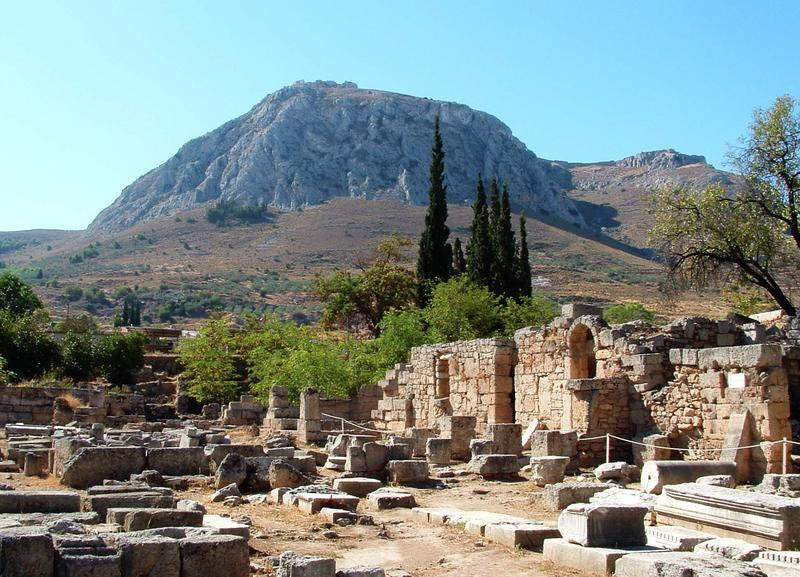 Pictures of Corinth Greece - Greece Travel Photos