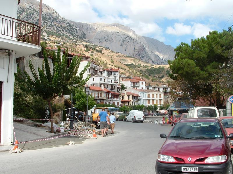 Delphi Greece Photos - Greece Travel Photos